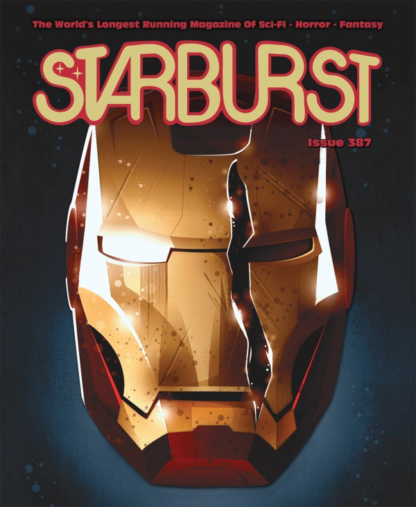 Starburst 387 Iron Man cover