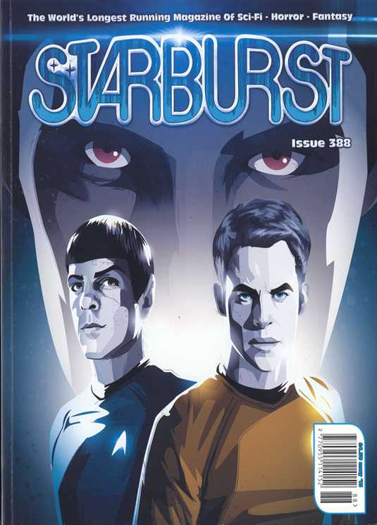 STARBURST Magazine 388 cover