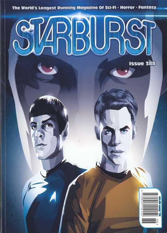STARBURST Magazine 388 cover