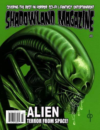 Shadowland Magazine issue 8