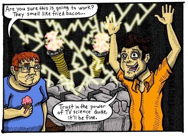 Idiots Shouldn't Play With Dead Things by P M Buchan and Jon Michael Lennon preview