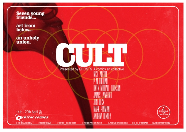 CULT web teaser