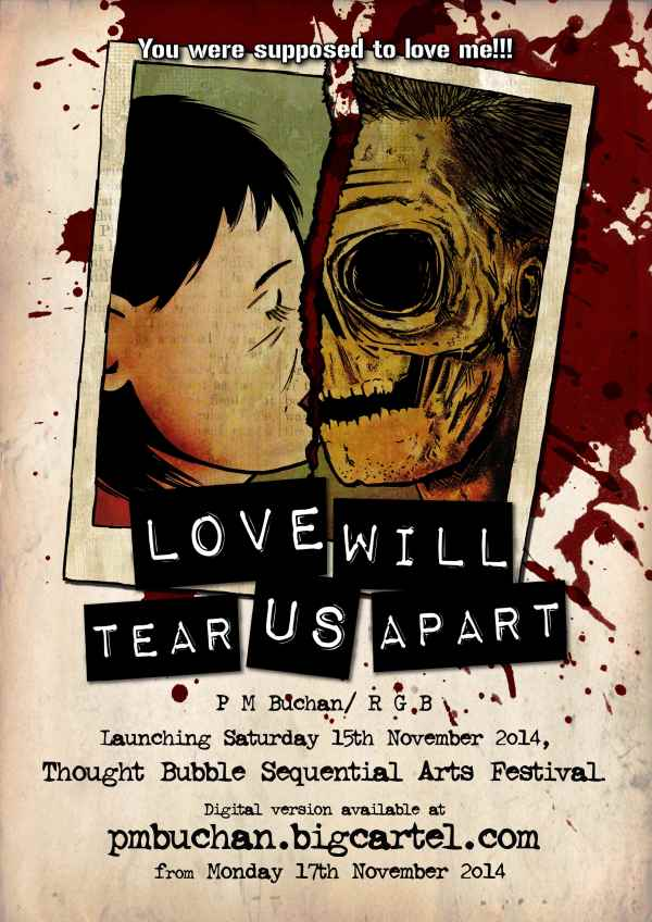 Love Will Tear Us Apart poster