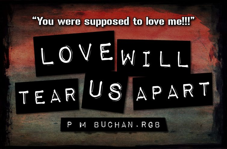 Love Will Tear Us Apart promo logo
